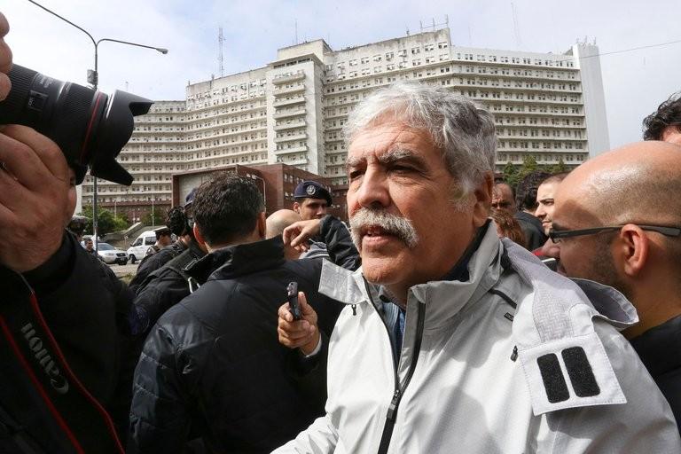 Los familiares de las víctimas de la tragedia de Once pidieron la detención de Julio De Vido