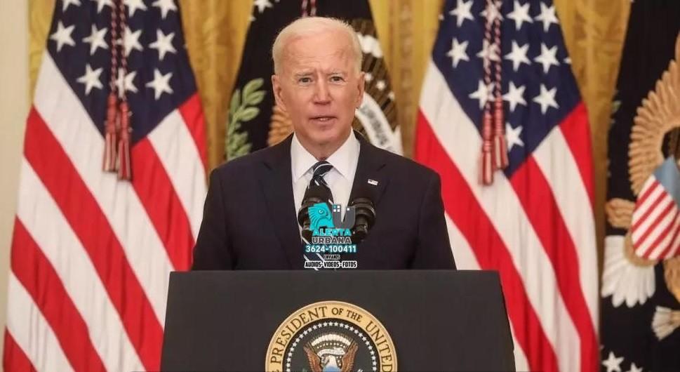 """Joe Biden: """"Estamos lejos de ganar la guerra contra el Covid-19"""""""
