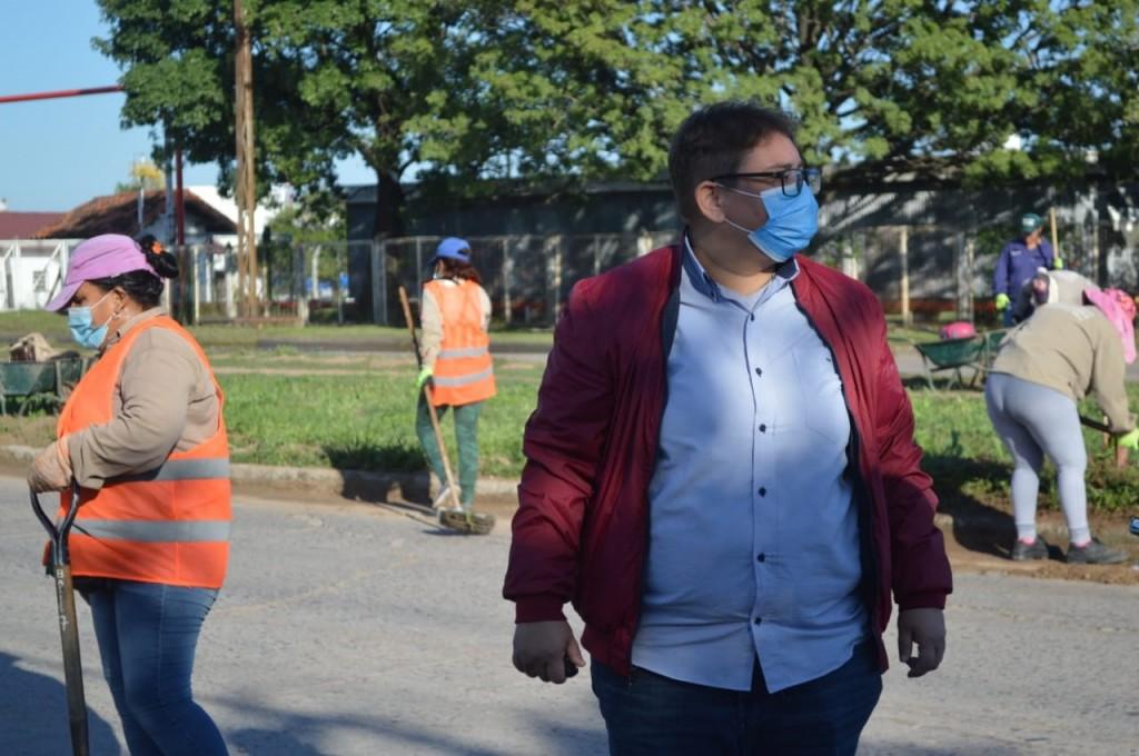 Barranqueras: el trabajo en los barrios se fortalece