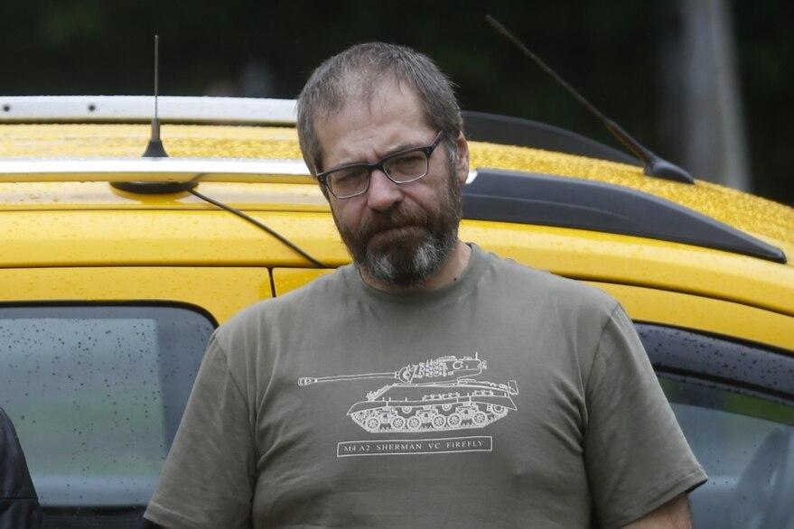 Se confirmó la causa de la muerte del escritor Carlos Busqued