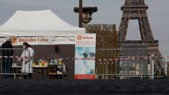 Francia vuelve a decretar medidas de confinamiento en todo el país