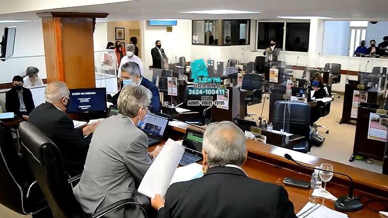 Legislatura chaqueña: fracasó la tercera sesión ordinaria
