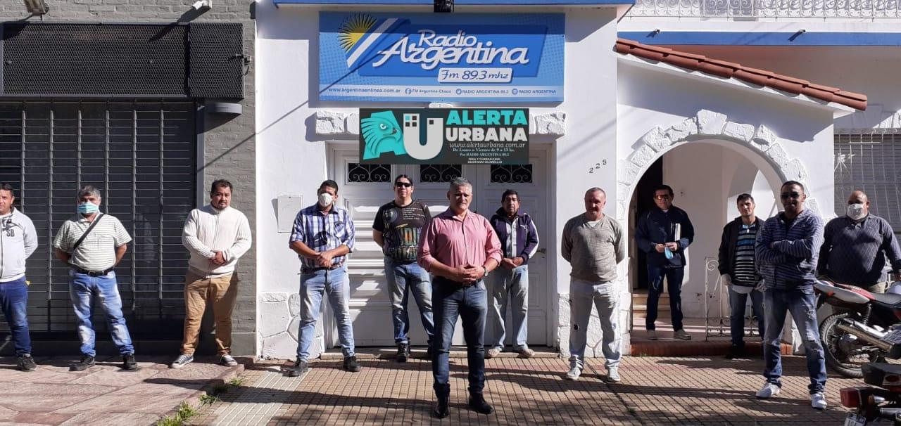 """Radio Taxis y Remises: """"necesitamos una respuesta urgente"""""""