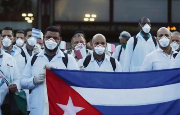Coronavirus en la Argentina. Rechazo de la Confederación Médica al envío de médicos cubanos