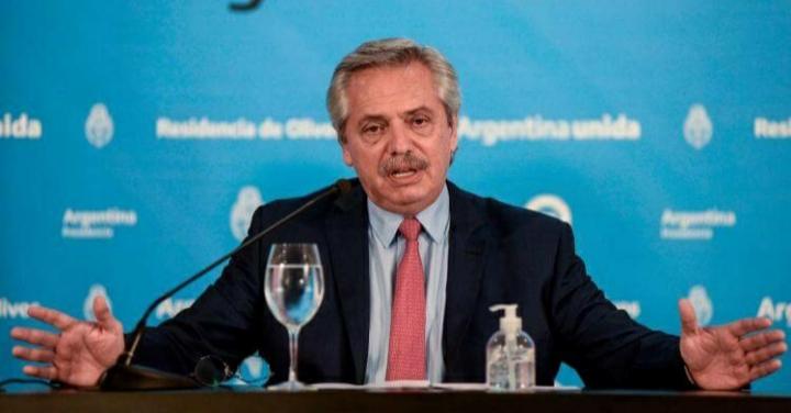 Coronavirus en la Argentina   Alberto Fernández respaldó la liberación de presos por riesgo de contagio
