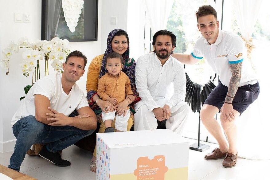 Cuatro argentinos: consiguieron plata de un saudí y tienen negocio propio en Dubai