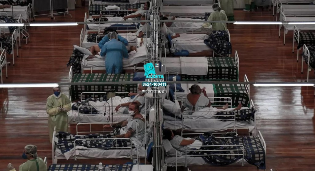 En medio del colapso sanitario, Bolsonaro pidió eliminar las restricciones