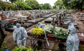 Río de Janeiro: un muerto cada 4 minutos