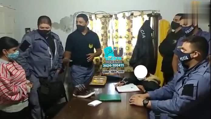 Santa Sylvina: pidió ayuda a la policía para que su hijo haga la tarea