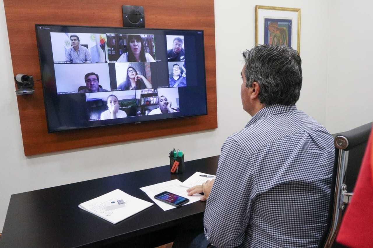 Sáenz Peña: El gobierno dispuso ampliar la capacidad instalada y asignar más respiradores