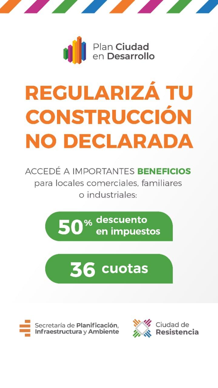 Resistencia: Plan de regulación de obras privadas