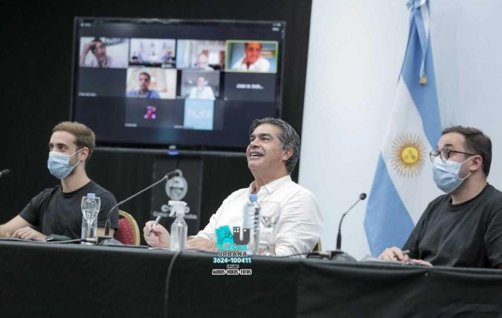 Capitanich y Katopodis evaluaron el plan de inversión pública en el Chaco