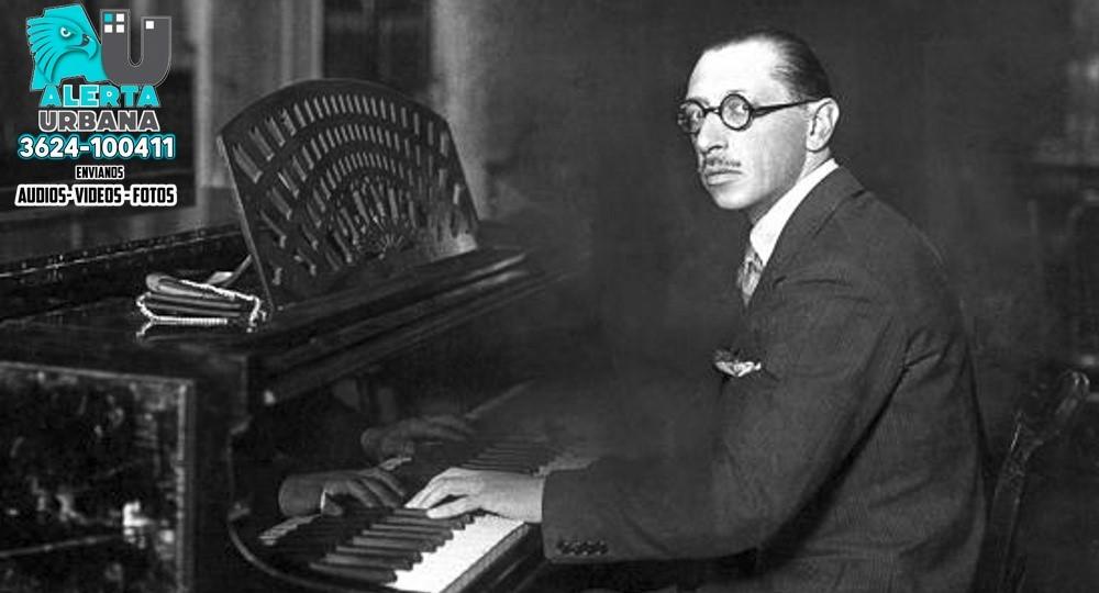 Medio siglo sin el célebre compositor  Ígor Fiódorovich Stravinsky