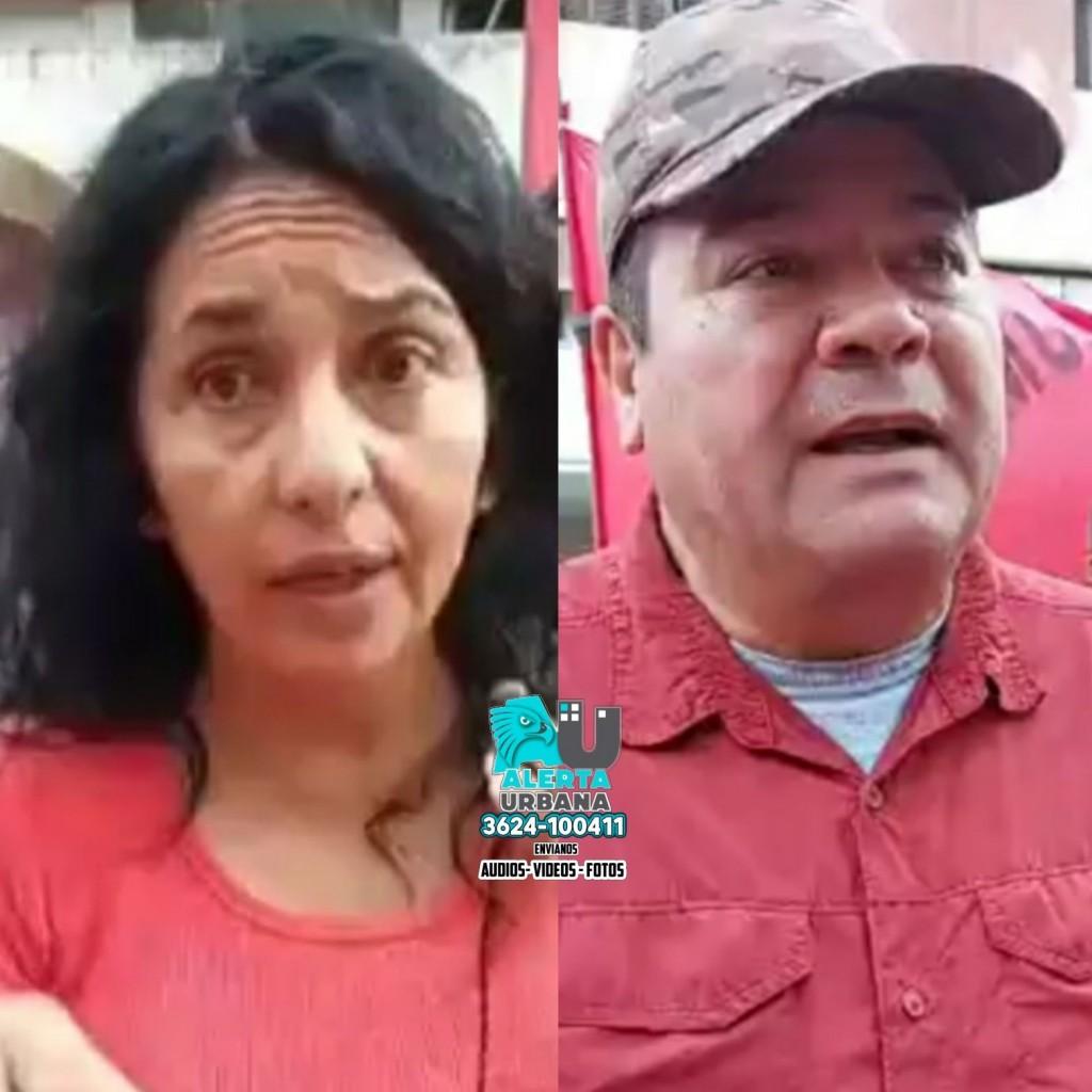 """Marcela Acuña: """"El gobierno hace oídos sordos y es cómplice"""""""