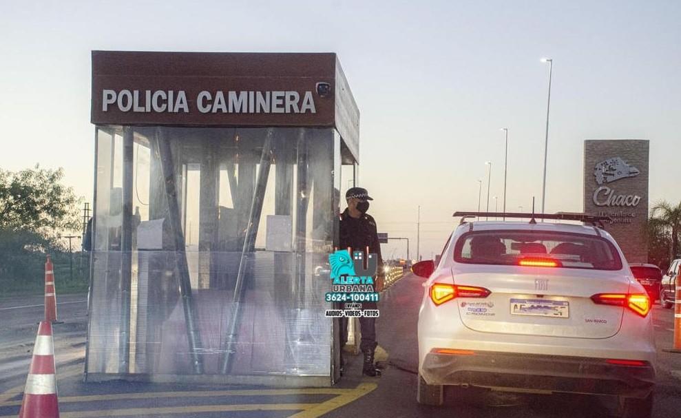 Chaco: sin permiso no se ingresa a la provincia