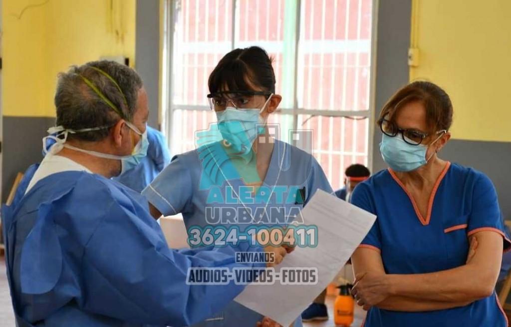 Nuevo Reporte Epidemiológico en Chaco