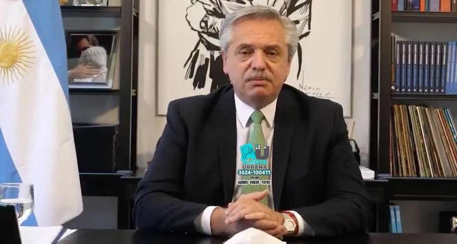 Científicos del laboratorio ruso siguen la salud de Alberto Fernández