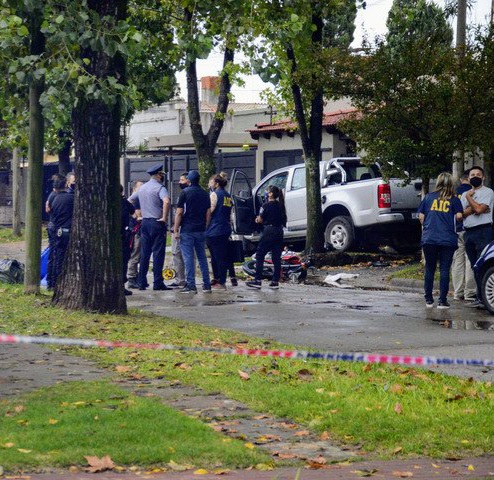 Rosario: mato a un motochorro