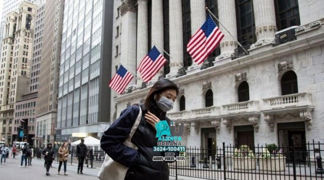 Estados Unidos: aumentan los casos diarios