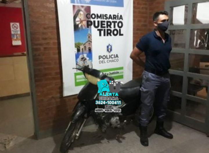 Puerto Tirol: un joven atacó con un rifle a la policía