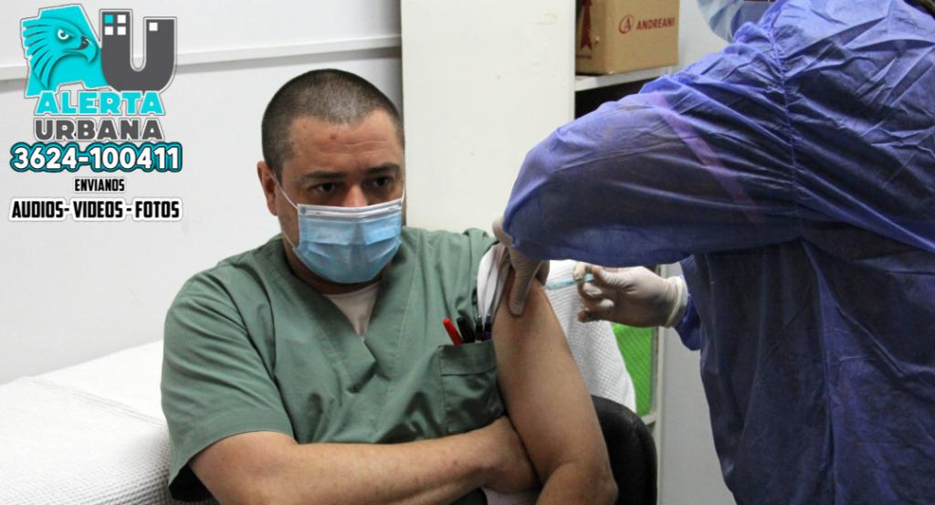 Podrían llamar a trabajar a empleados de riesgo vacunados contra Covid-19