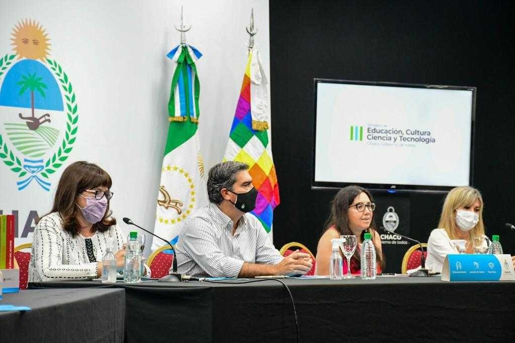 El Gobierno presentó el Plan Provincial de lecturas 2021