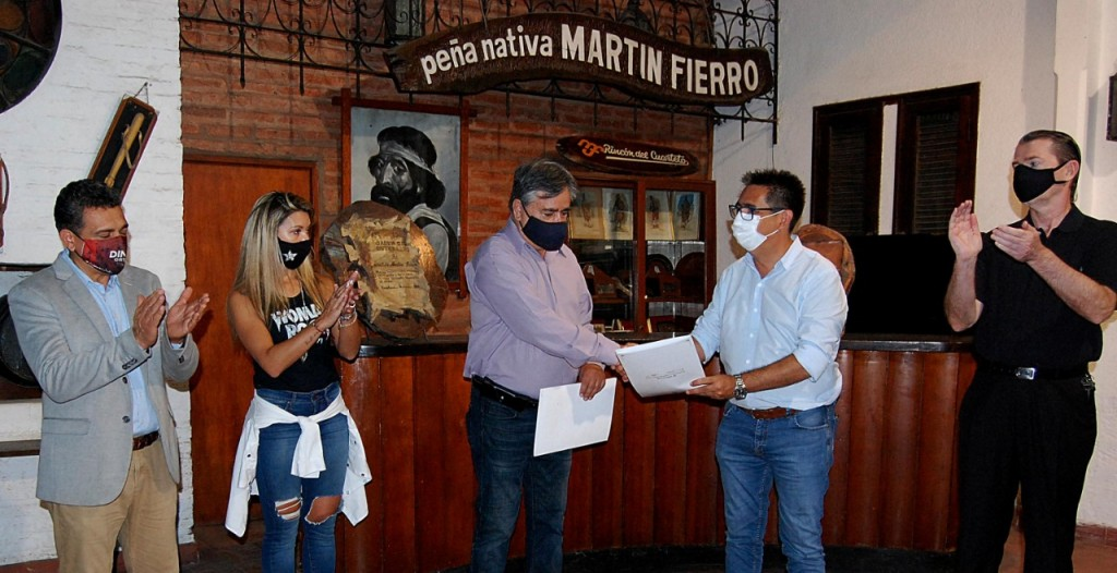 Descuentos impositivos para la Peña Martín Fierro por su 76° aniversario