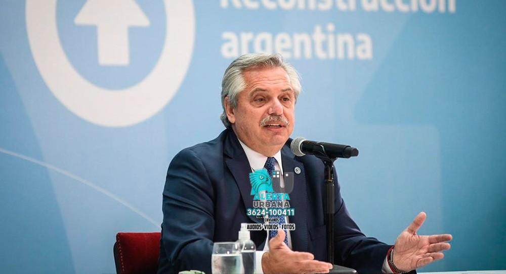 El presidente afirmó que para la segunda mitad de abril habrá suficientes vacunas para acelerar la inmunización