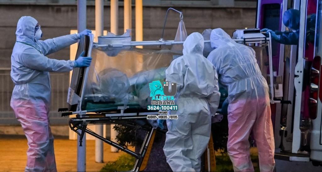 Coronavirus: confirmaron 24.130 nuevos casos
