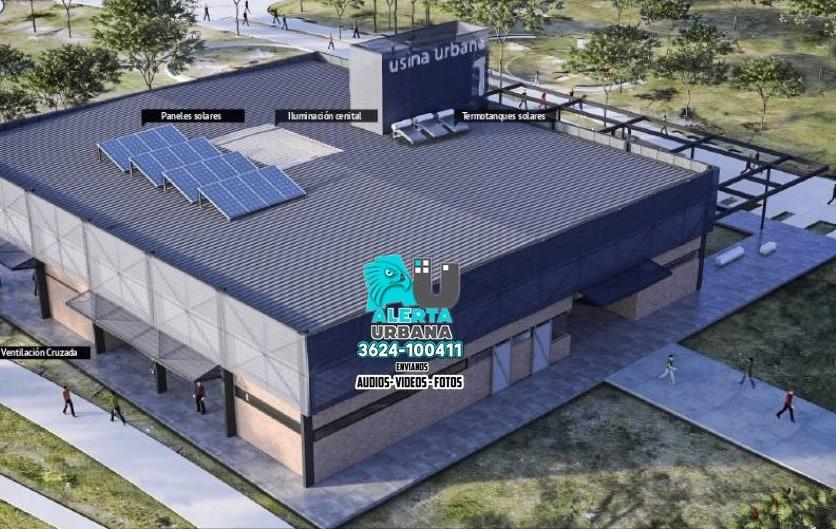 Construirán la Usina Urbana, en el Parque Tiro Federal