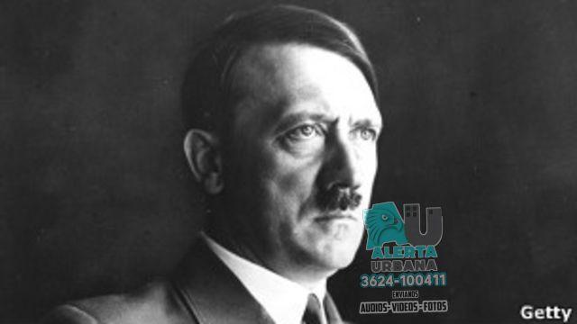 ¿ Hitler en la Argentina?