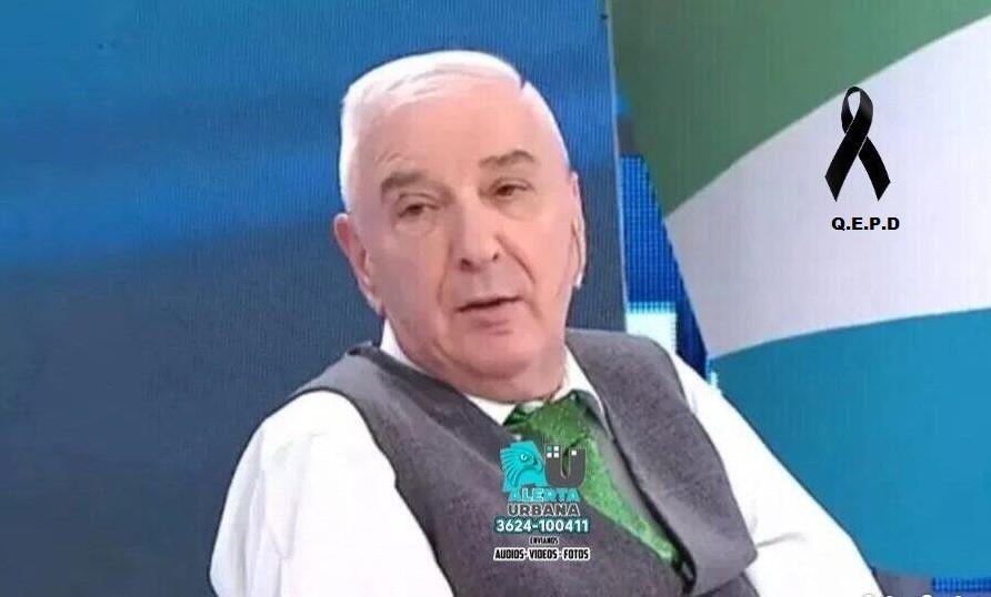 Falleció el periodista Mauro Viale