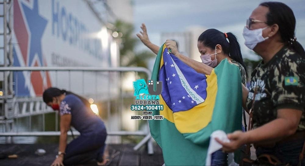 Brasil: elevado número de jóvenes en terapia intensiva