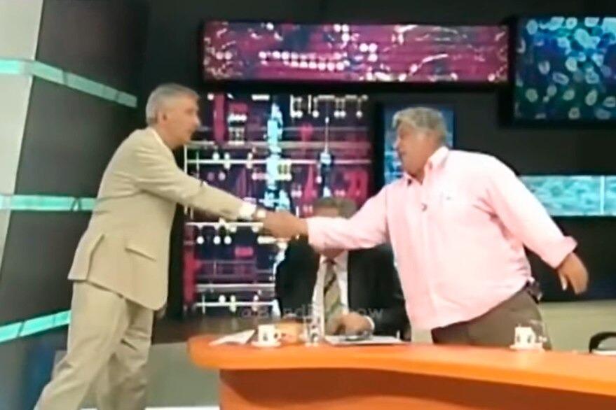Las palabras de Alberto Samid con quien Mauro Viale protagonizó una de las peleas históricas de la tv