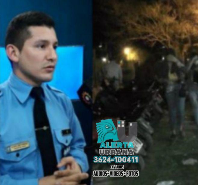 Chaco: más de 20 fiestas clandestinas durante el fin de semana