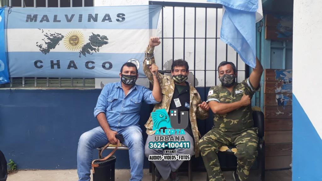 Se solucionó el conflicto por sede de ex-combatientes en Hospital Perrando