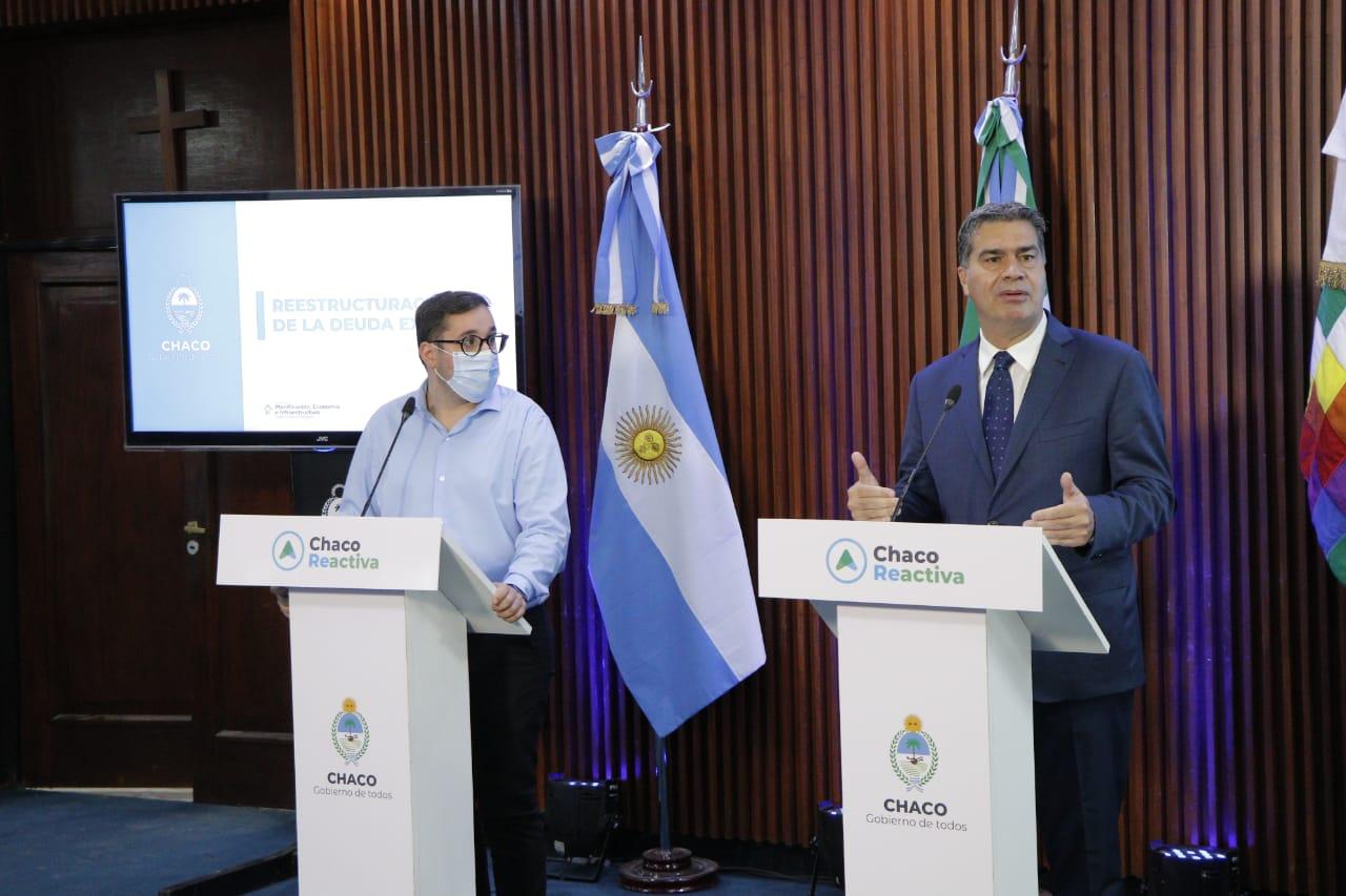 Chaco se encamina a reestructurar su deuda externa en dólares