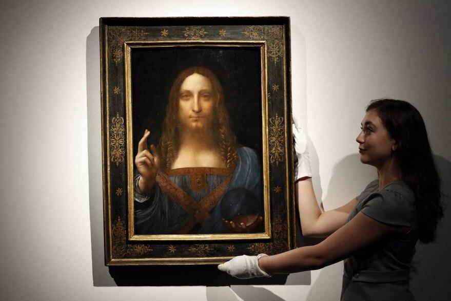 Salvator Mundi: el cuadro más caro del mundo