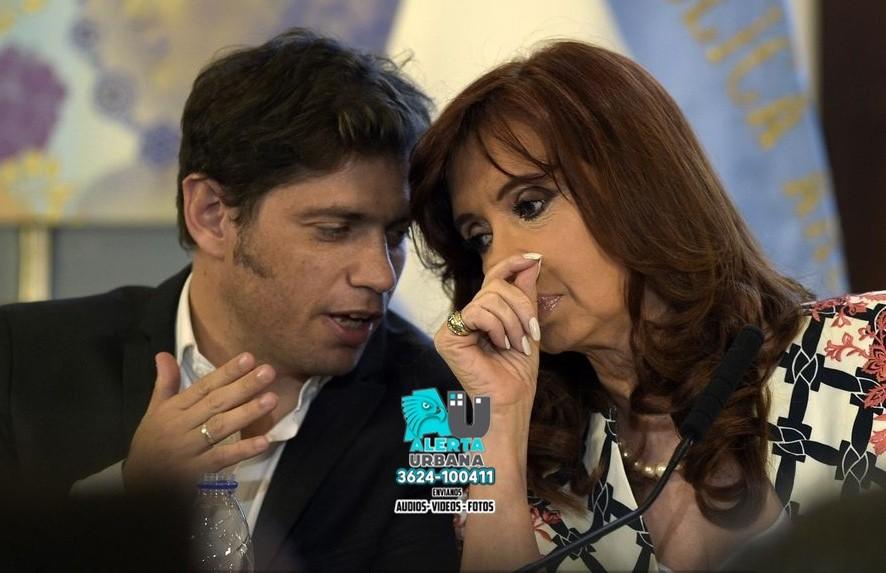 Causa Dólar Futuro: sobreseyeron a Cristina Kirchner y a Axel Kicillof
