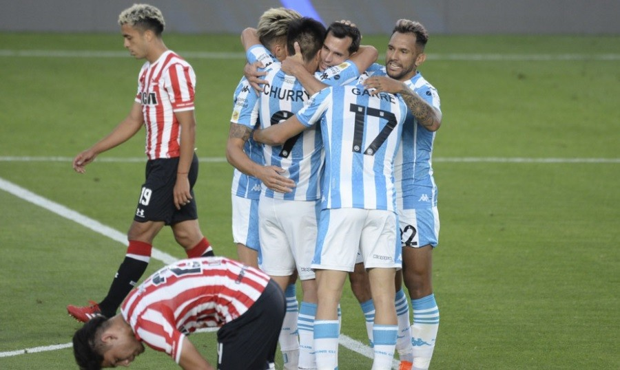 Copa Argentina: Racing enfrenta a San Martín de San Juan