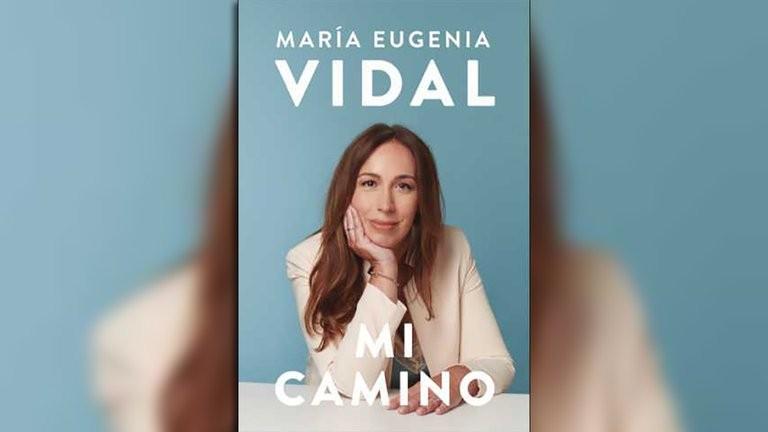 María Eugenia Vidal presentará su libro