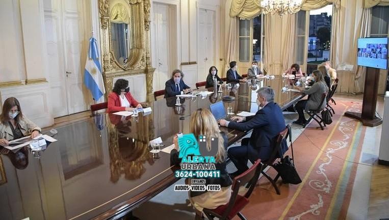 Segunda ola: El jefe de Gabinete convocó una reunión de urgencia