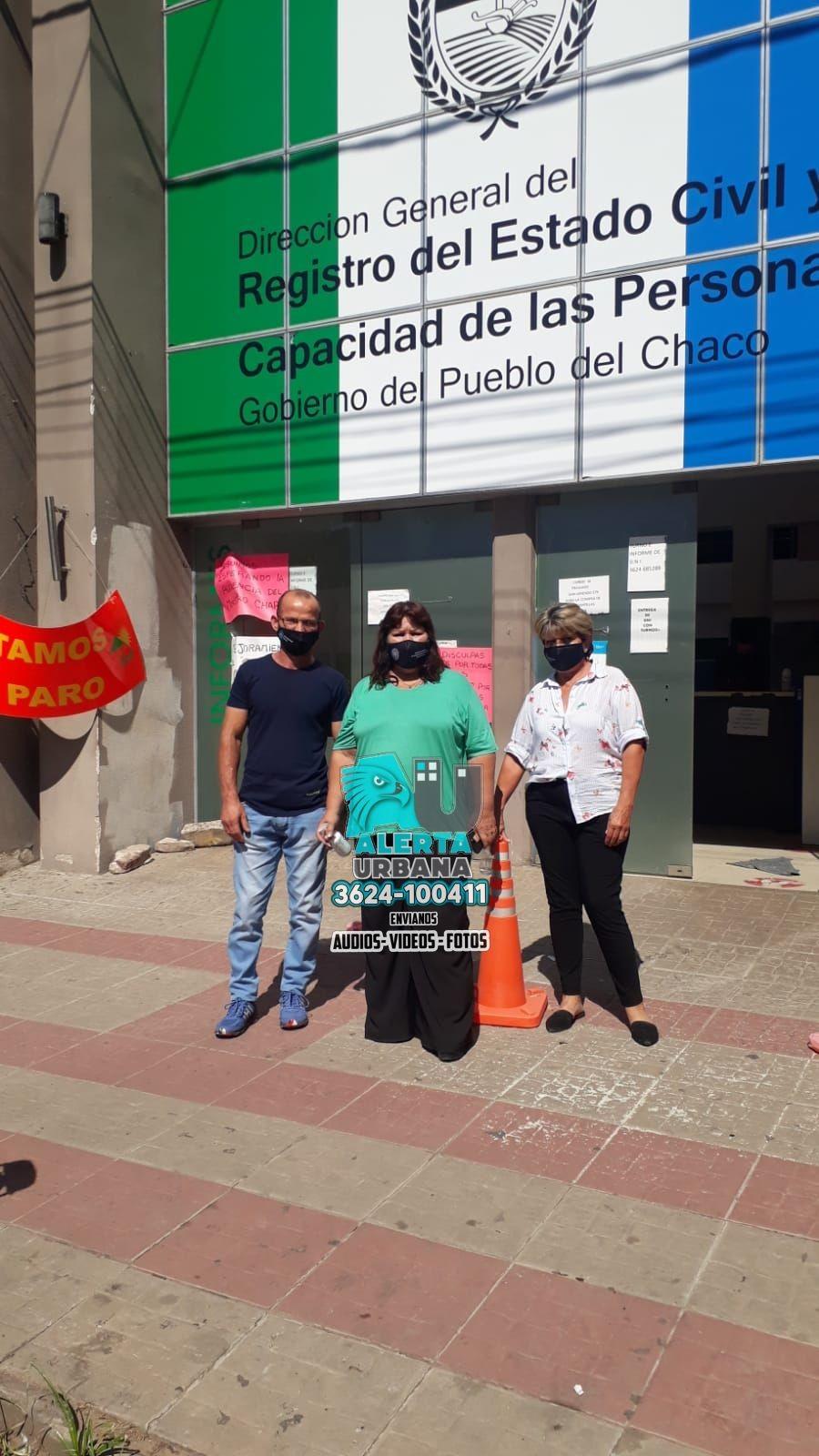 Piden desinfectar sede central del Registro Civil ante un caso de covid-19