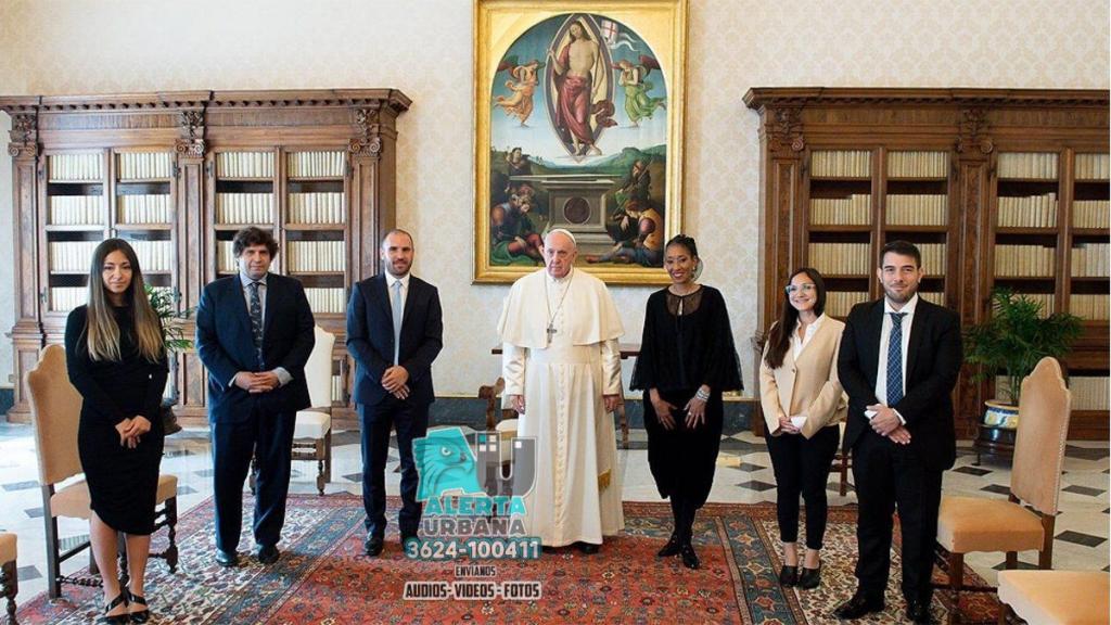 El Papa es de gran ayuda a la posición argentina