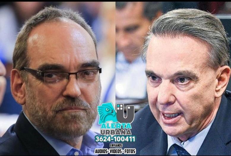 Cruce entre Pichetto y Fernando Iglesias