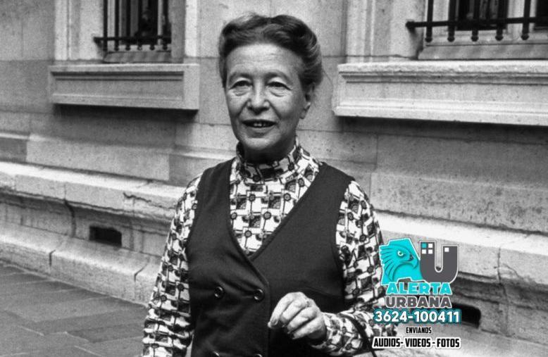 Simone de Beauvoir, una pionera del feminismo, igualdad y poliamor