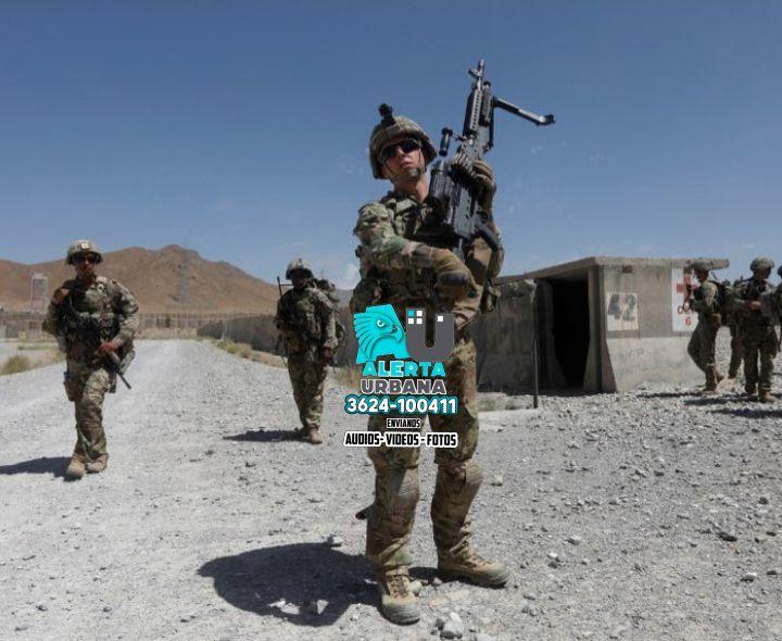 Al igual que EEUU, Alemania y el Reino Unido retirarán sus tropas de Afganistán
