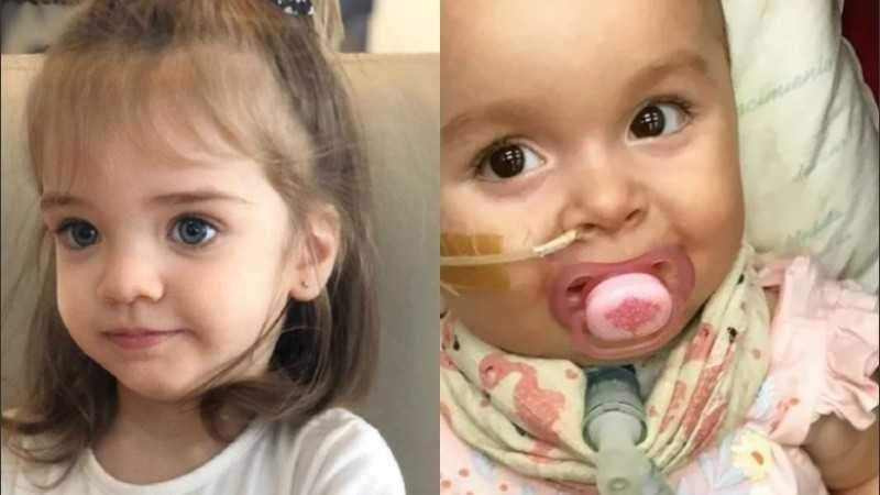 Mamá de Emmita y padres de Valentina se juntan por la salud de la pequeña rosarina