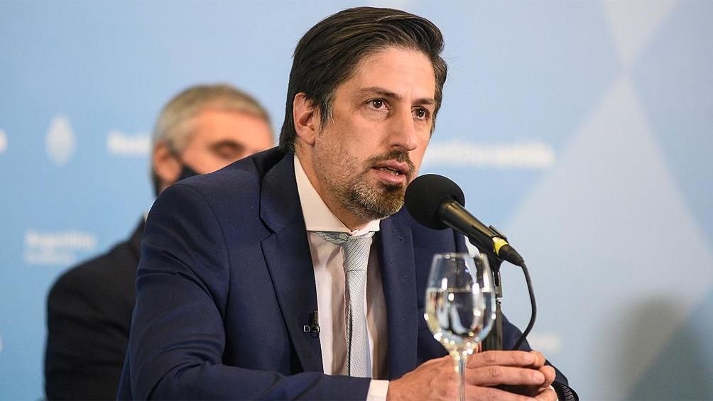El ministro Trotta habría presentado su renuncia
