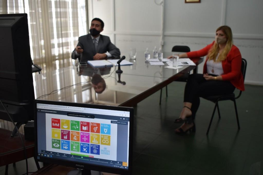 Cumplimiento de los 17 Objetivos de Desarrollo Sostenible de Naciones Unidas